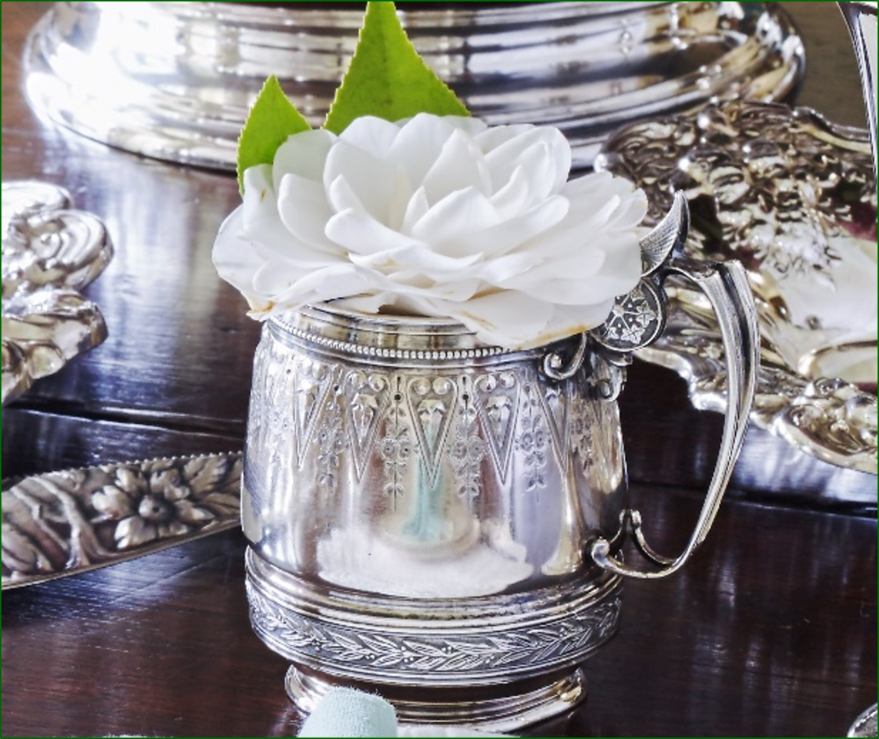 The Sterling Water Pitcher Acts As A Beautiful Serving Piece For Your Dinner Table Yet Can Also Serve Modernly Chic Flower Vase In Living Area