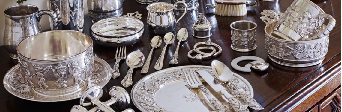 The Place to Find the Hard-to-Find in Sterling Silver.TM & Antique estate Sterling Silver flatware Gorham replacement silver