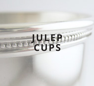 Sterling Julep Cups