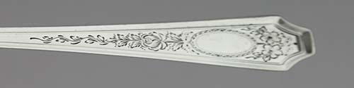 Handle Image of Pattern Fairfax #2 Engraved by Durgin