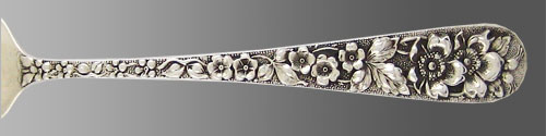 Handle Image of Pattern Forget-Me-Not by Stieff