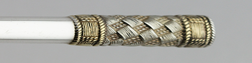 Handle Image of Pattern Golden Aegean Weave by Wallace