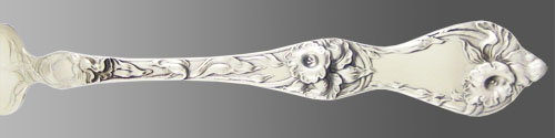 Handle Image of Pattern Les Cinq Fleurs by Reed & Barton