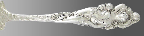 love-disarmed by reed-barton at Beverly Bremer Silver Shop
