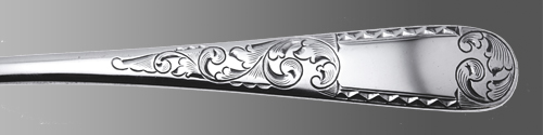 Handle Image of Pattern Mayflower by Kirk