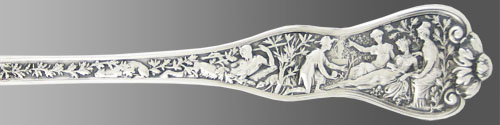 Handle Image of Pattern Olympian by Tiffany
