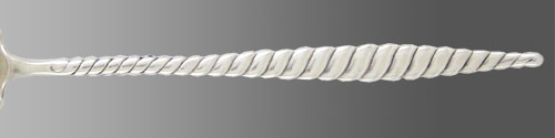 Handle Image of Pattern Oval Twist by Whiting-Gorham