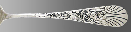 Handle Image of Pattern Palm by Frank M Whiting