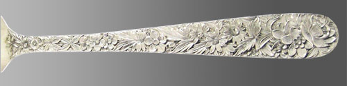 repousse by kirk at Beverly Bremer Silver Shop
