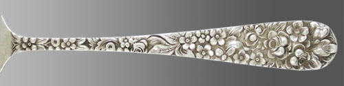 Handle Image of Pattern Rose Stieff by Stieff