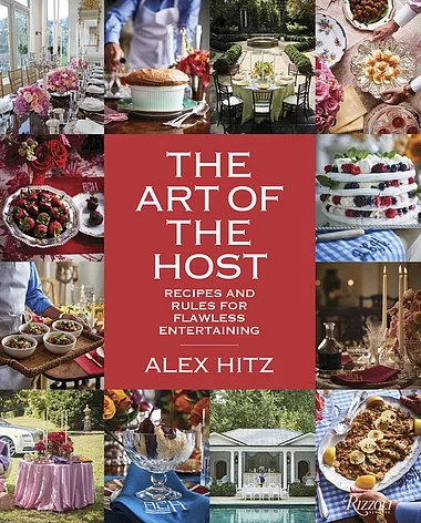#93346 - Books by All Makers THE ART OF THE HOST/ALEX HITZ