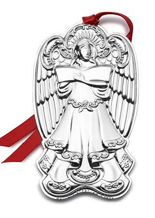 #92101 - Ornaments by Wallace 2019 GBQ ANGEL 19th Edition