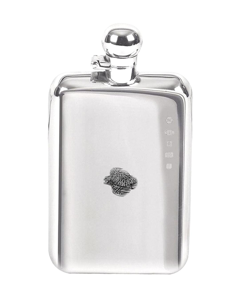 #87732 - Flasks, New by All Makers FLASK #FLASKQ with QUAIL