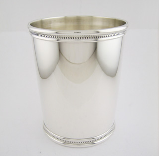 #40493 - Julep Cups, ESTATE by All Makers SCEARCE BEADED 201  RM NIXON
