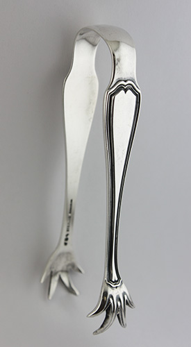 #49471 - Hepplewhite by Reed & Barton SUGAR TONGS
