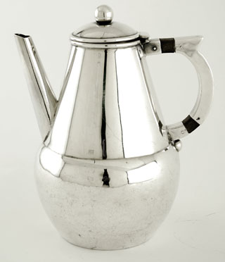 #59073 - Tea & Coffee Pots by All Makers MEX 990 HECTOR AGUILAR TAXCO