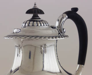 #82894 - 5-piece Tea & Coffee Sets by All Makers R&B #630 STRATFORD 5PC W/TRAY
