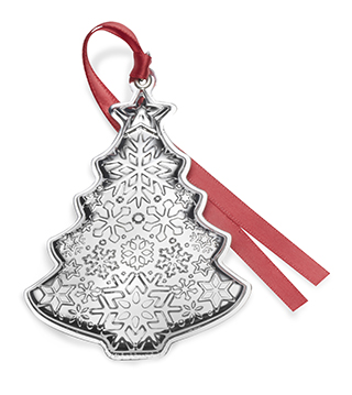 #90053 - Ornaments by Gorham 2018 GORHAM CHRISTMAS TREE 2nd Edition