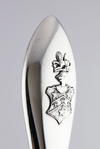 #90182 - Serving Piece by Shreve CAKE SERVER OLD STYLE