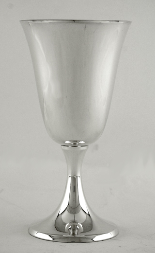 #9237 - Goblets by All Makers GORHAM #272 PURITAN FACTRY NEW